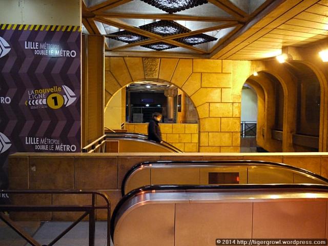 The Metro, Lille