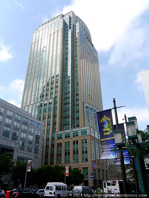 Architectural gigantism