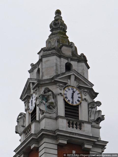 Town Hall Clock Tower