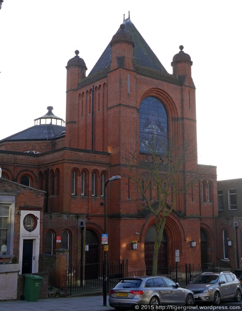 The Hampstead Synagogue